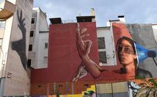 La Bañeza, primera ciudad española en la app Street Art Cities