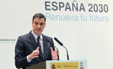 Sánchez garantiza un «impacto cero sobre el empleo» en las cuencas por el cese de la actividad en minas y térmicas