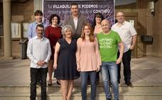 Juanjo Moro, candidato de Podemos a la alcaldía de Villaquilambre