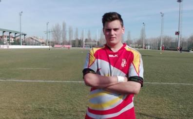 El leonés Pablo Miranda, convocado con la selección autonómica sub-18