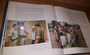 La ULE estrena su biblioteca de ámbito militar, la primera en España, con 1.801 ejemplares