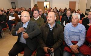 Los alcaldes del Bierzo plantean qué hacer ante vertidos de escombreras mineras