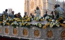 La Hermandad de Santa Marta ya tiene obra para anunciar sus procesiones