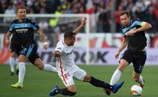 Europa impulsa al Sevilla
