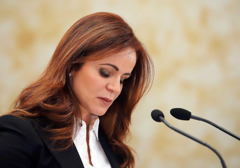 Silvia Clemente dimite