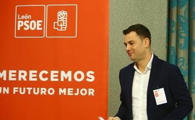 El PSOE de León asegura que el resultado de las encuestas «contrasta» con lo que transmite la ciudadanía