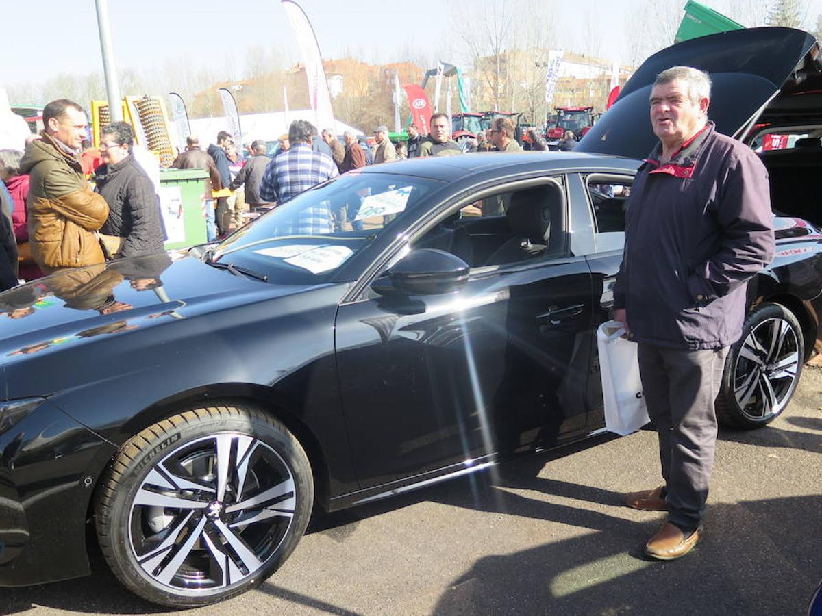 Eslauto presenta sus coches de alta gama a la Feria de Valencia