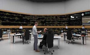 Adif implantará en el CRC de León el primer puesto de mando multi-red que controlará 1,200 km
