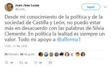 La dimisión de Silvia Clemente se cuela en las tendencias de Twitter en España