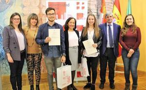 Los ganadores del concurso #yosoyunileon representan el espíritu de la Universidad de León