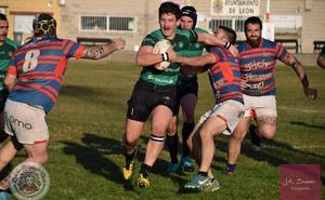 Gijón y Arroyo de la Encomienda reciben a los equipos del León Rugby Club