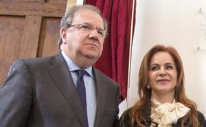 Herrera expresa su «tristeza» por la marcha de Clemente y muestra su «apoyo sin fisuras» a Mañueco