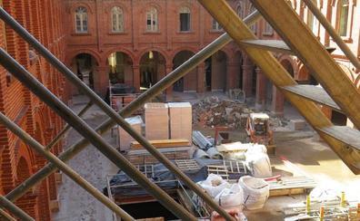 El Museo de la Semana Santa de León se inaugurará a finales de año y será de pago para todos los públicos