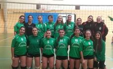 Jornada intensa en la Universidad de la mano del voleibol