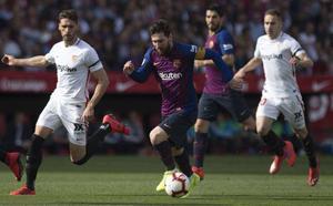 Messi vuelve a empatar para el Barça