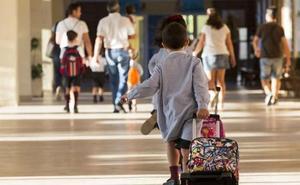 Menos de 17.000 alumnos empezarán el colegio este año en Castilla y León, la cifra más baja desde 2000