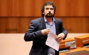 Sarrión se convierte este sábado en candidato de IU a la Presidencia de la Junta