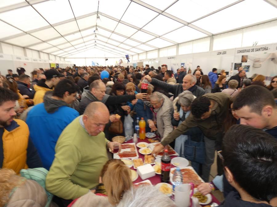Clausura de la 99 Feria de Febrero de Valencia de Don Juan