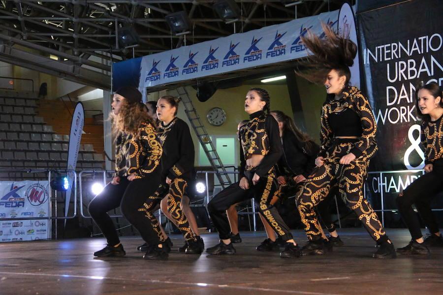 Campeonato de Danzas Urbanas en León (I)