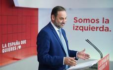 El PSOE lanza una OPA al votante de Ciudadanos inquieto con la estrategia de Rivera