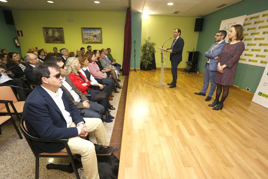 Once presenta sus nuevos cargos en León