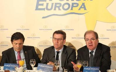 Herrera reclama el Corredor Atlántico ante «una España hemipléjica en infraestructuras»