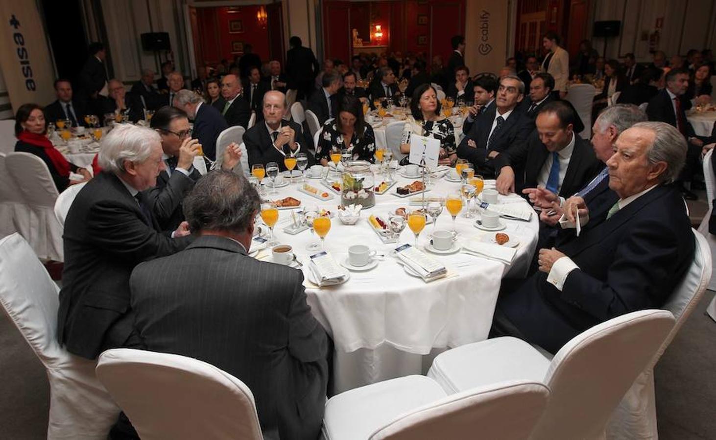 Los Presidentes de Castilla y León, Asturias y Galicia presentan el Corredor Atlántico