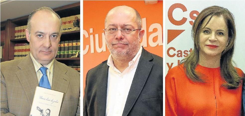 Seis candidatos optarán a las primarias de Ciudadanos para la Presidencia de la Junta