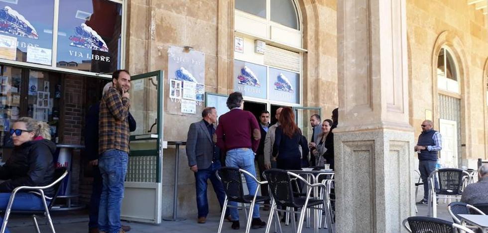 Clemente arranca su precampaña para las primarias de Ciudadanos con un acto en Zamora