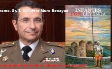 La Biblioteca Almirante Bonifaz presenta la novela 'Infantes con Leyenda'