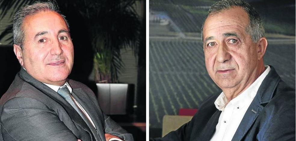 Carlos Rico y Justino Medrano, dos modelos para gestionar Acor