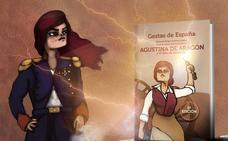 Gestas de España presenta en León a sus héroes de carne y hueso