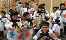 El Carnaval llenará de color las calles de San Andrés en un desfile con medio millar de participantes