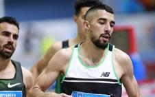 Saúl Ordóñez: «Ya me siento cómodo en el 1.500, he dado un buen salto»