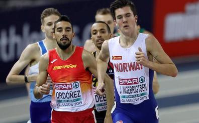 Saúl Ordóñez, fuera de la final