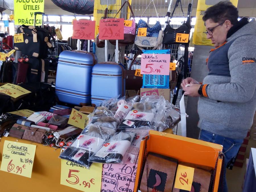 Feria de las Rebajas en Ponferrada