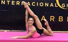 Sara Llana, a por todas en el Grand Prix de Marbella
