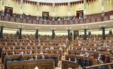 Los diputados leoneses cierran la legislatura con 151 intervenciones con Podemos y PSOE a la cabeza