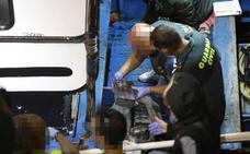 La presión policial sobre Galicia convierte a Asturias en puerta de entrada de la cocaína