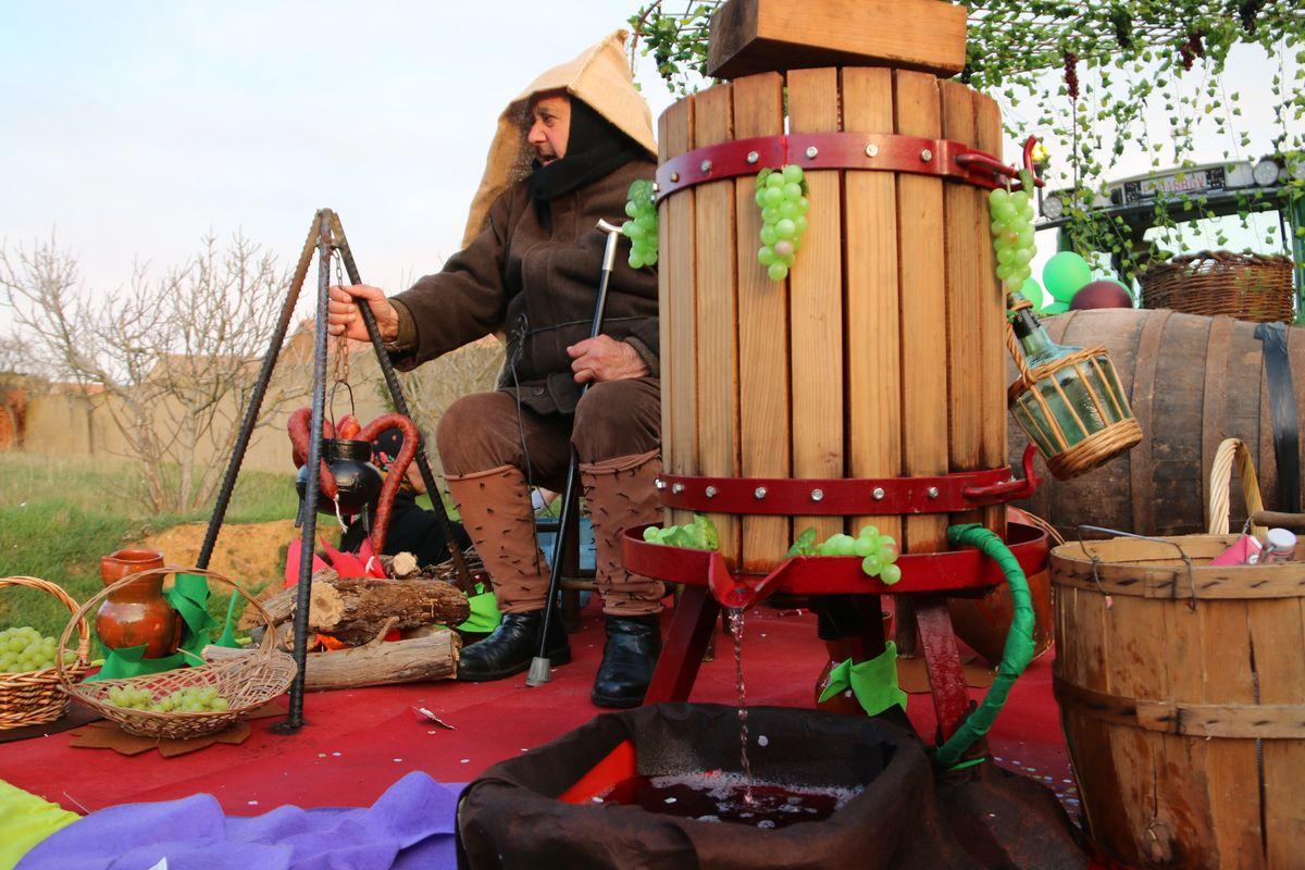 El carnaval también se vive en Chozas de Abajo