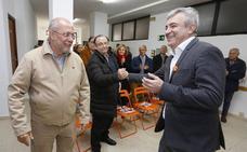 El aparato de Cs León 'da la espalda' a Francisco Igea, que se ve como ganador en las primarias a la Junta