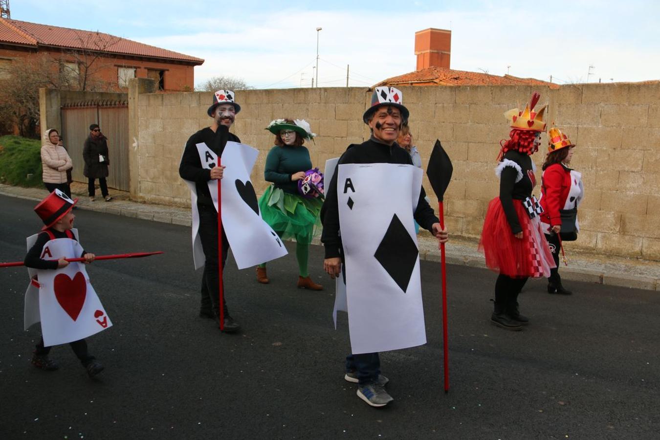25 años al son del carnaval