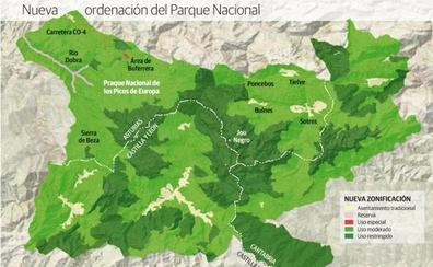 Los afectos tienen dos meses para alegar el Plan Rector de Picos de Europa que 'restringe' el 67% de la superficie