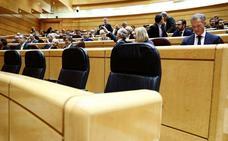 Un tercio de los senadores de Castilla y León apenas pregunta y uno de cada cuatro casi no interviene