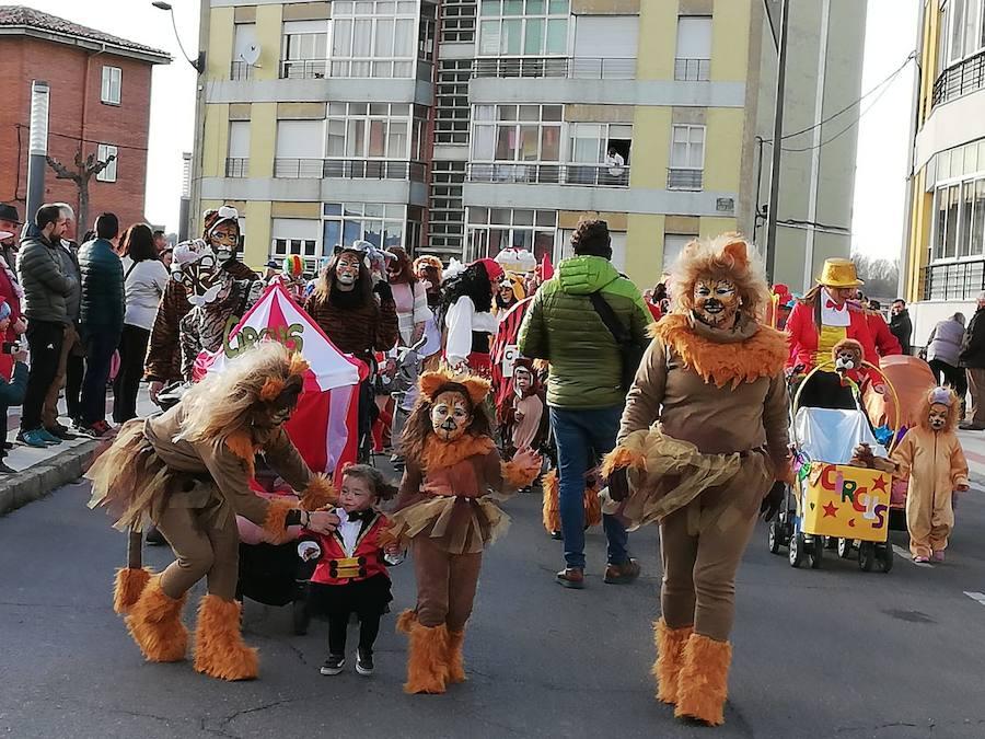 San Andrés baila al ritmo de Don Carnal