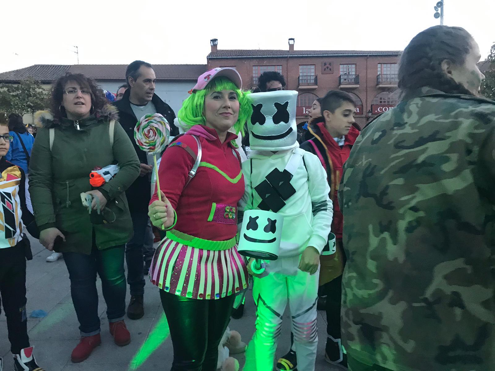El Carnaval en Valencia de Don Juan