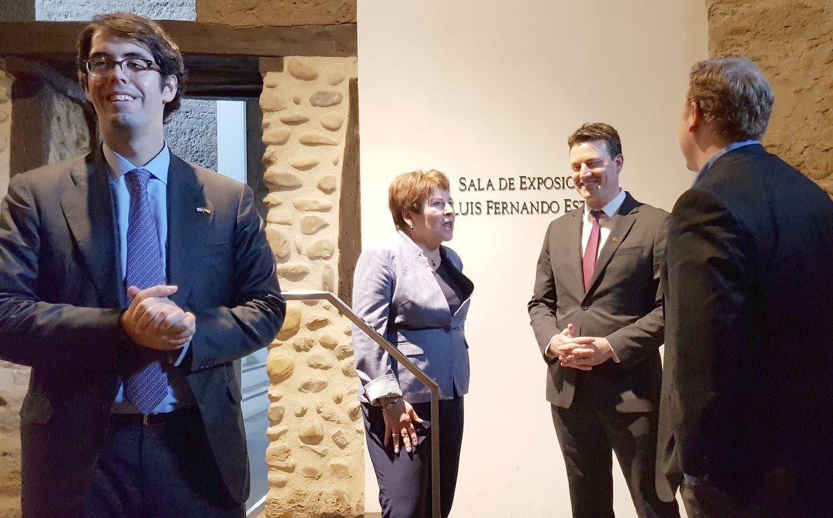 Washington une León a su ruta comercial Barcelona-Madrid a través del Incibe y la ciberseguridad