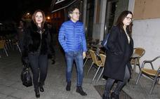 Silvia Clemente, «cansada pero contenta» en su visita a León y mantiene sus «buenas sensaciones»