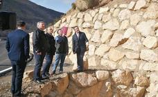 La Diputación reconstruye con 1,2 millones la carretera que aisló Valseco y Salientes el pasado verano