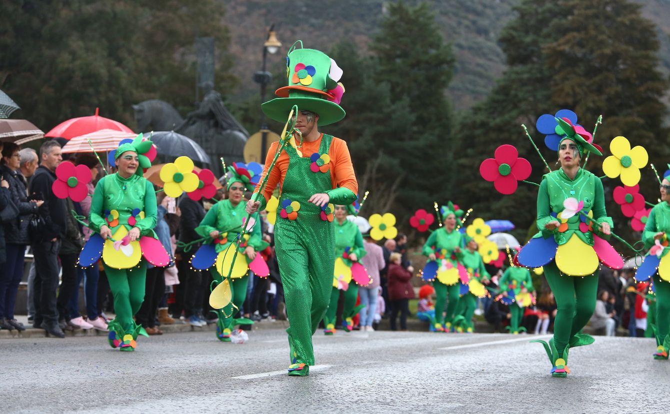 Carnaval en Ponferrada